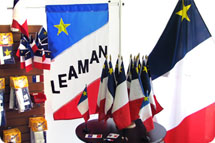 Acadian Flags, Acadian Banners